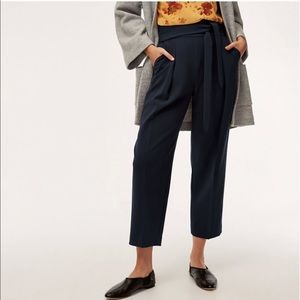 Aritzia Wilfred FEUILLE pant
